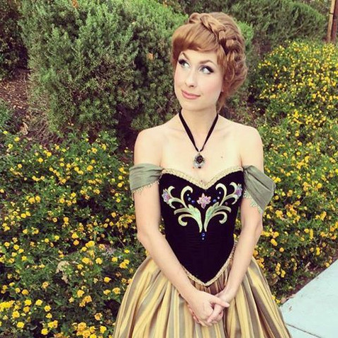 Coronation Anna