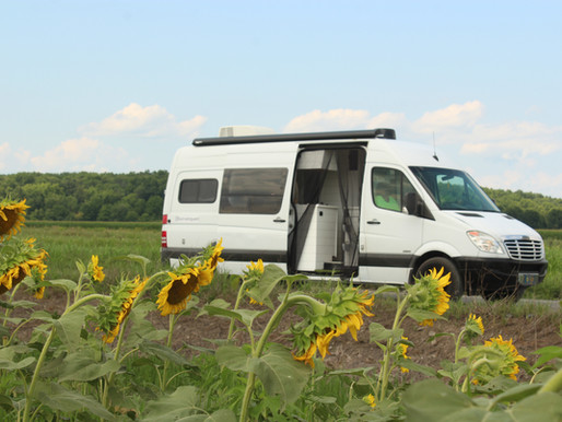 6 Things to Think About Before Living Van Life