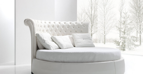 A Round Mattress Is The Perfect Way To Spice Up Your Bedroom!