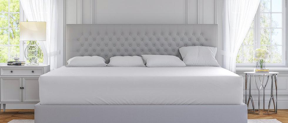 Kincaid Diamond-Tufted Bed