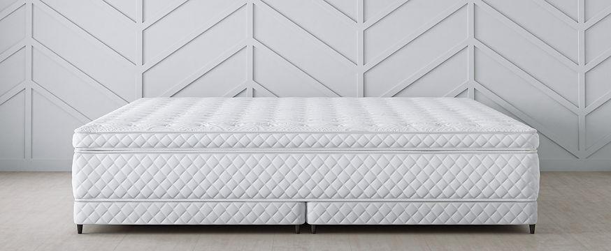 Upholstered Bed Crop