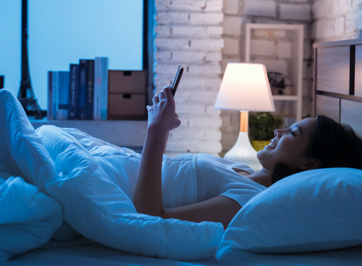 Stop Using Your Phone In Bed. Sleep Soundly On A Great Custom Mattress