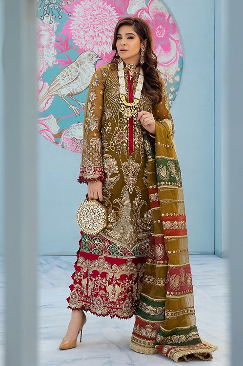 Maryam Hussain | Wedding Edition 2021 | Hina