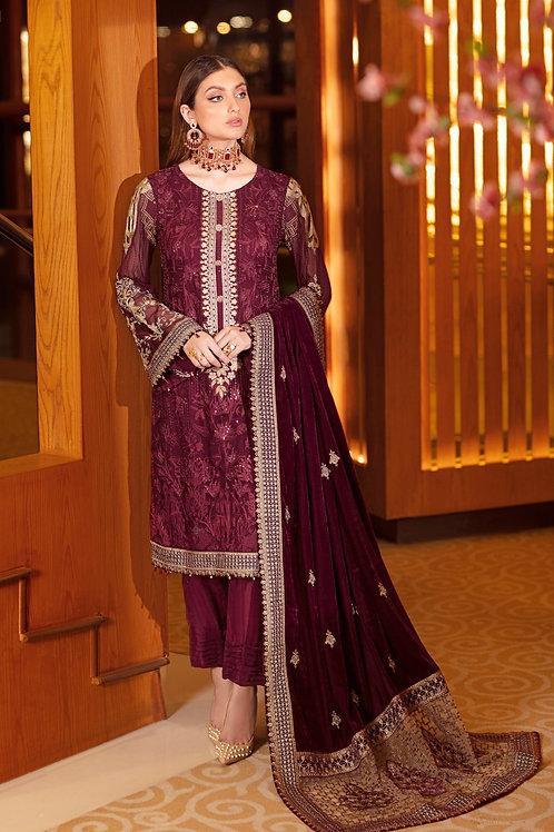Ramsha   Velvet Collection 3   304