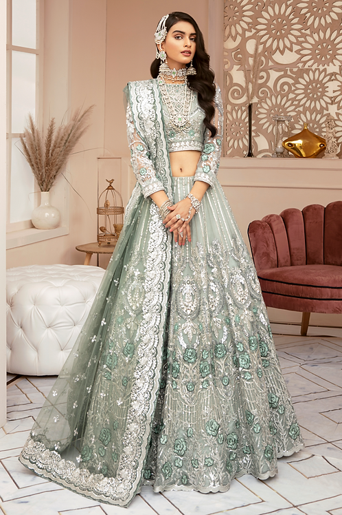 Imrozia | Bridals Collection'20 | Rhino - 01