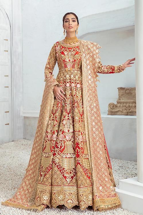 Maryum N Maria   Fressia Luxury Bridals '21   Loving Touch - Stitched