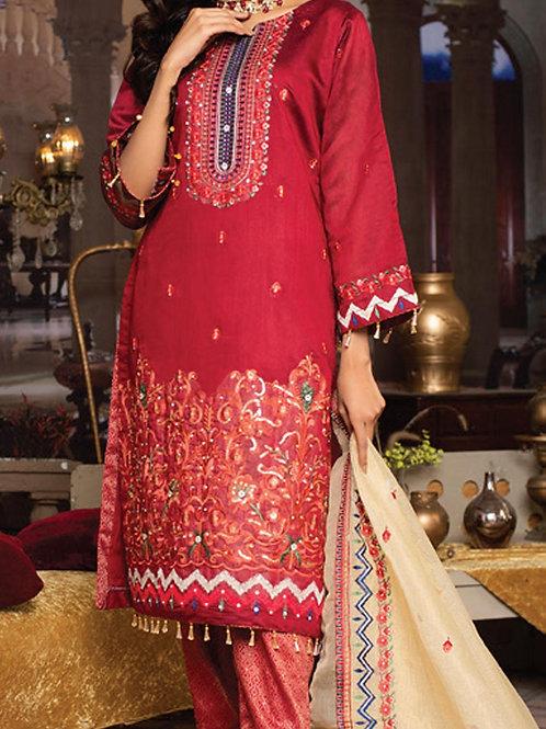 MTF | Qalamkari Luxury Wedding Collection'21 | 02