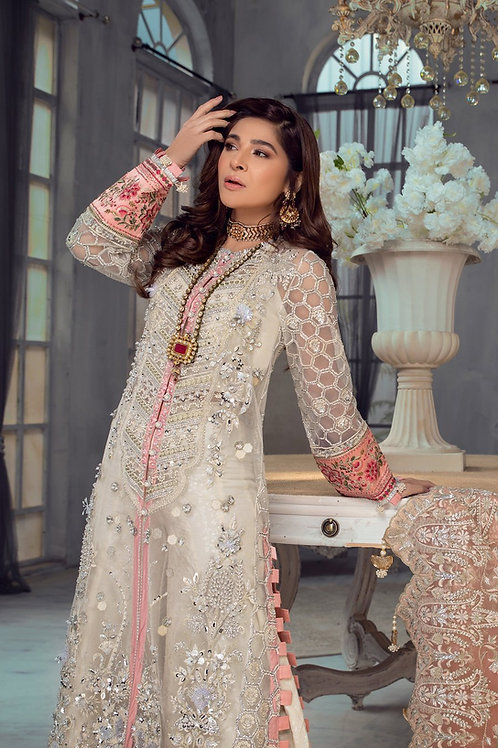 Maryam Hussain | Wedding Edition 2021 | Jasmine