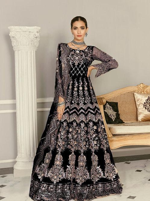 Akbar Aslam | Formal Collection 2021 | Wisterai Blk