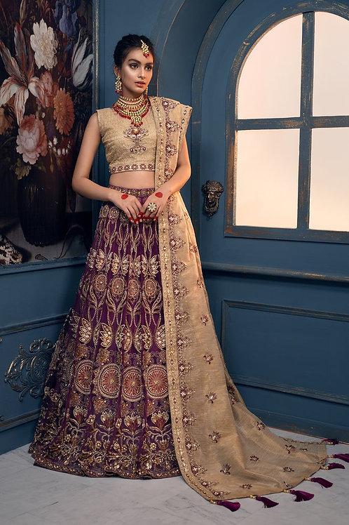 Akbar Aslam | Bridals | Madeline