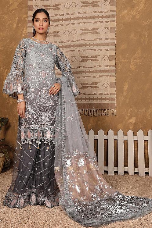Eman Adeel   Virsa Bridal Collection '21   06