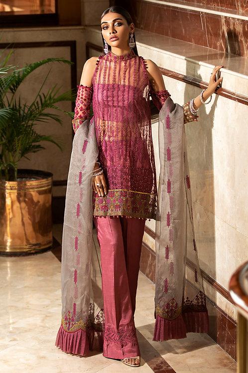 Kross Kulture | Maysa Luxury Collection | Berry