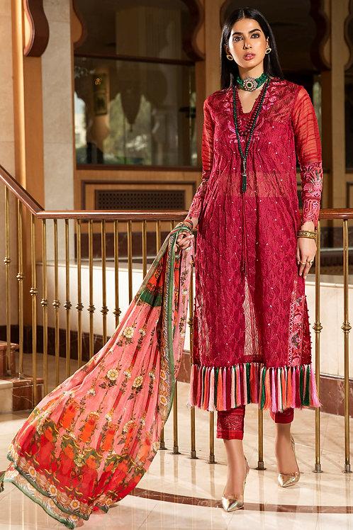 Kross Kulture | Maysa Luxury Collection | Scarlet