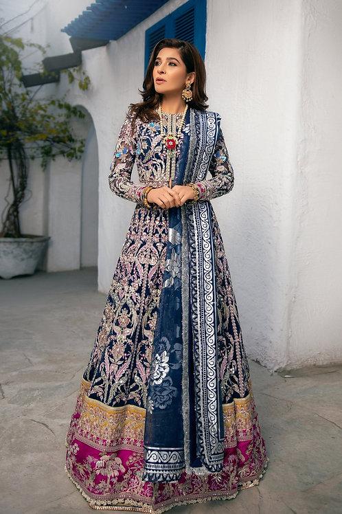 Maryam Hussain | Wedding Edition 2021 | Falak
