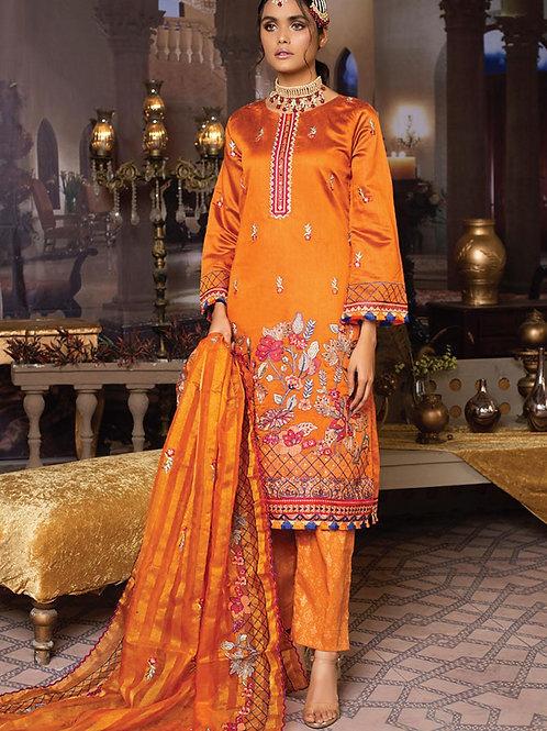 MTF | Qalamkari Luxury Wedding Collection'21 | 06