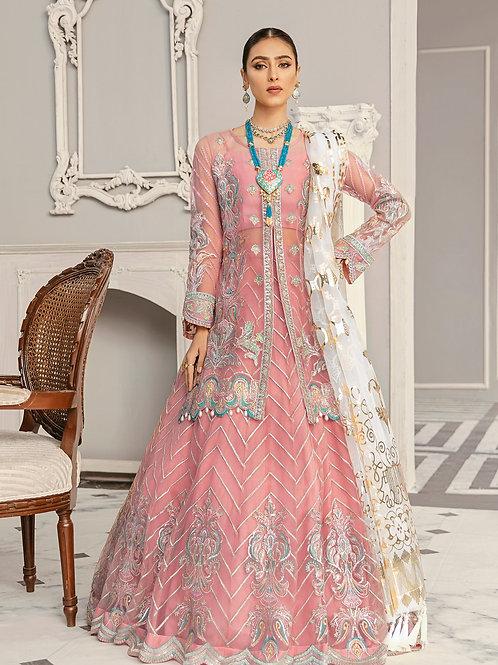 Akbar Aslam   Formal Collection 2021   Violet