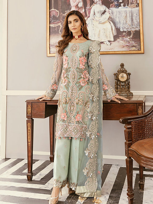 Akbar Aslam | Formal Collection 2021 | Angelica