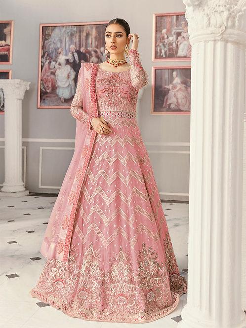 Akbar Aslam | Formal Collection 2021 | Yarrow Pink