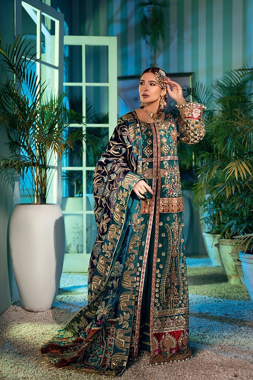 Maryam Hussain | Wedding Edition 2021 | Neal