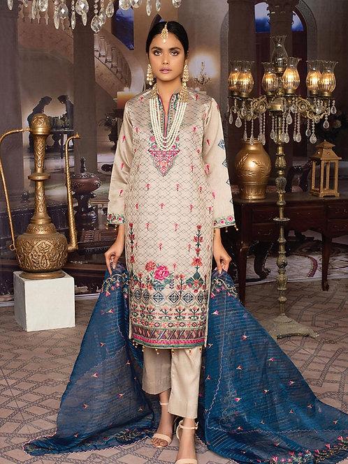 MTF | Qalamkari Luxury Wedding Collection'21 | 03