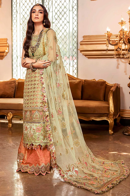 Noor | Embroidered Festive 2020 | Irini - D1