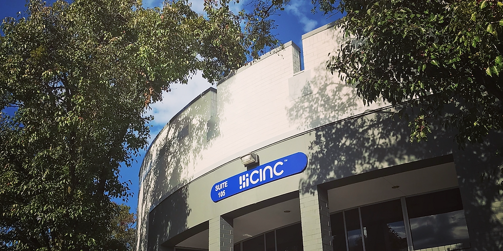 CINC University - ATL November 10th - 12th