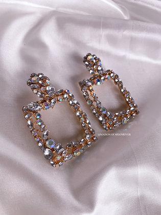 Tinkerbell Earrings - Gold