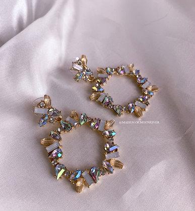 Bellatrix Earrings - Gold
