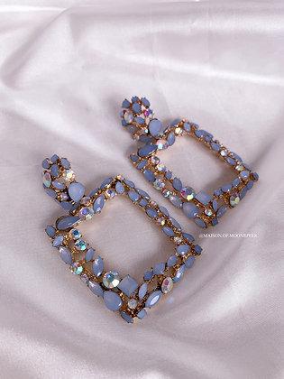 Tinkerbell Earrings - Blue