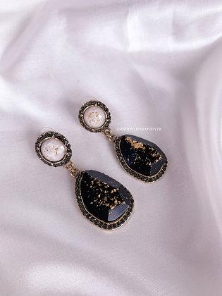 Azure Earrings - Midnight