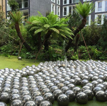 Waterside Garden, Victoria Miro Gallery, London