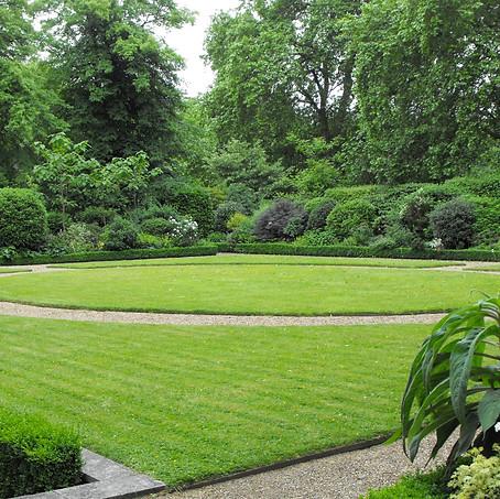 Palace Garden, Spencer House, London