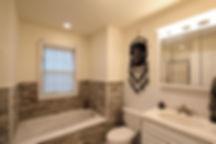 Custom Designed Bathroom By Blackfeld Construction