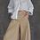 Thumbnail: Широкие брюки-палаццо без боковых швов