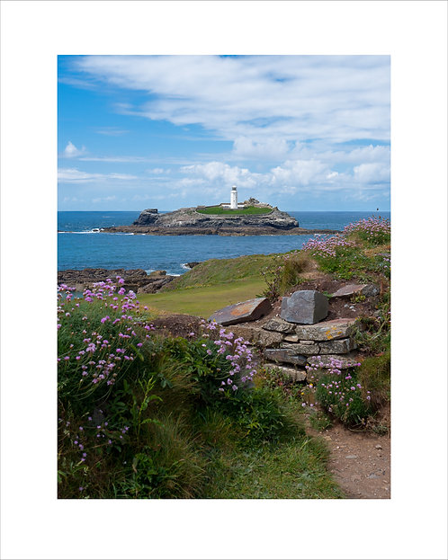 Path to Godrevy