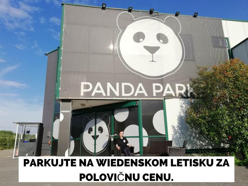 563956a7ac130 Panda Parking Vienna Airport 8 days 59€