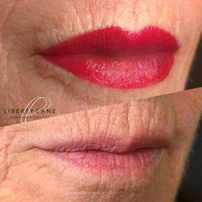 Full Color Lips