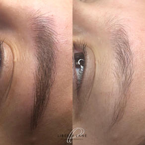 Microblading Natural Lines