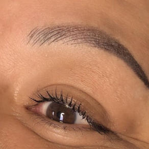Microblading + Shaded Tail