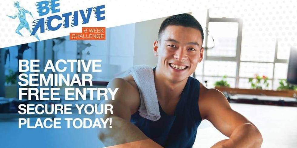 Be Active 6WC Seminar