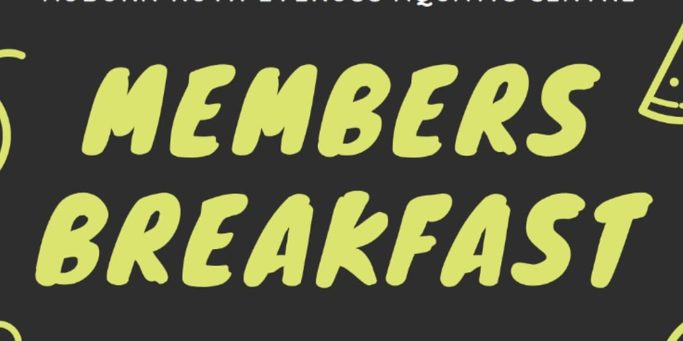 Members Breakfast