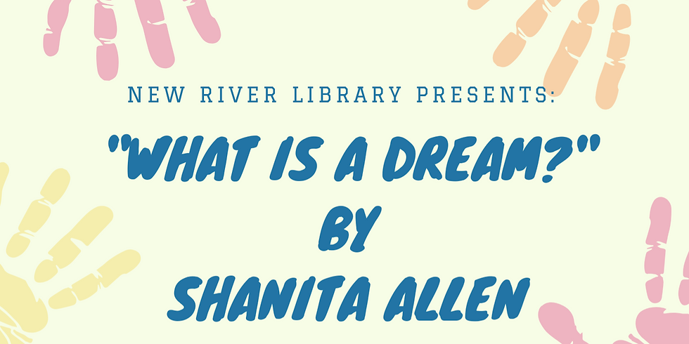 Shanita Allen Story Time