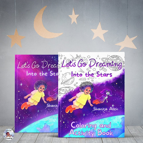 Into the Stars AND Activity Book