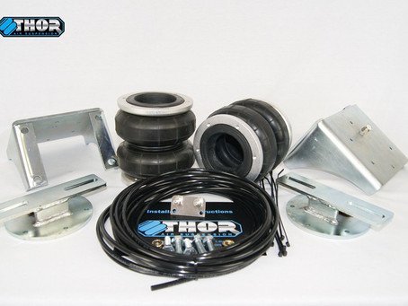 5 Reasons Why an Air Suspension Kit Might Be For You
