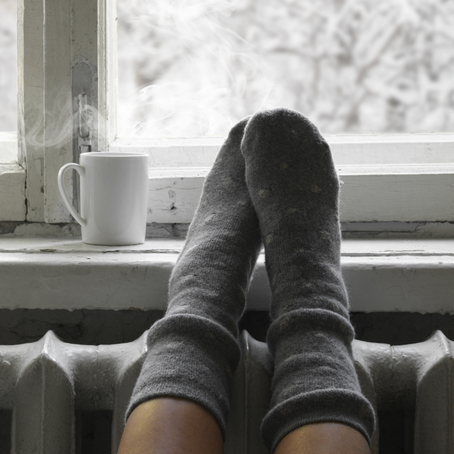 Practicing Wellbeing and Self-Kindness this Winter