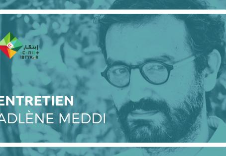 Entretien avec Adlène Meddi