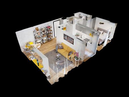 Tur Virtual 3D GRATUIT pentru Agenții Imobiliare!