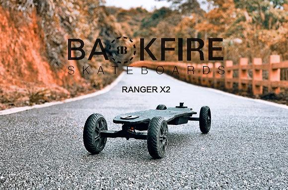 BACKFIRE RANGER X2 全地形防水電動滑板