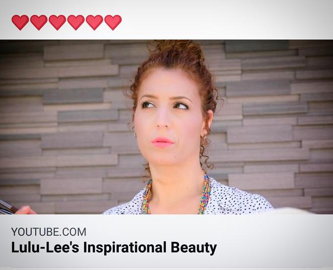 Inspirational Beauty YouTube Channel