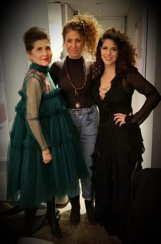 Noa Koler And Keren Mor: International Emmy awards 2019, Lead actresses in the TV show 'Kupa Rashit'(Checkout!)